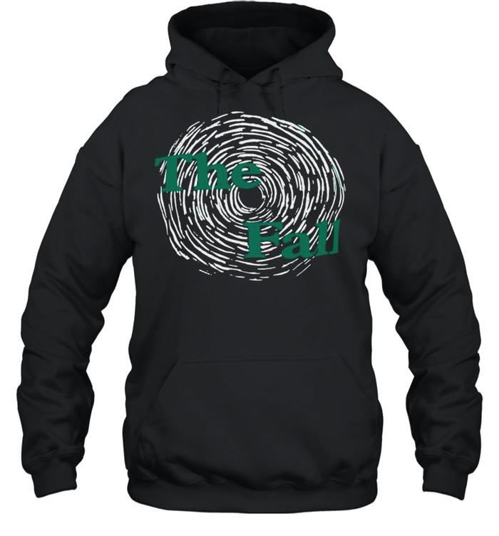 The Fall Logo Music shirt Unisex Hoodie