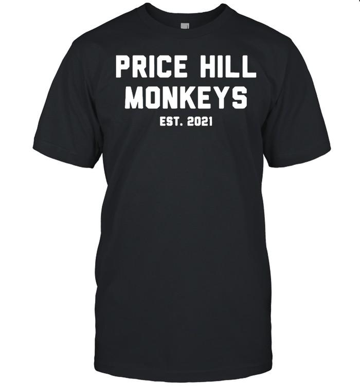 Price Hill Monkeys Cincinnati Monkey Escape shirt