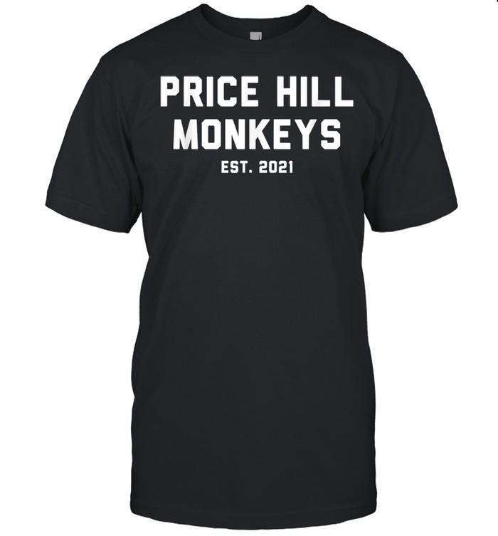 Price Hill Monkeys Cincinnati Monkey Shirt