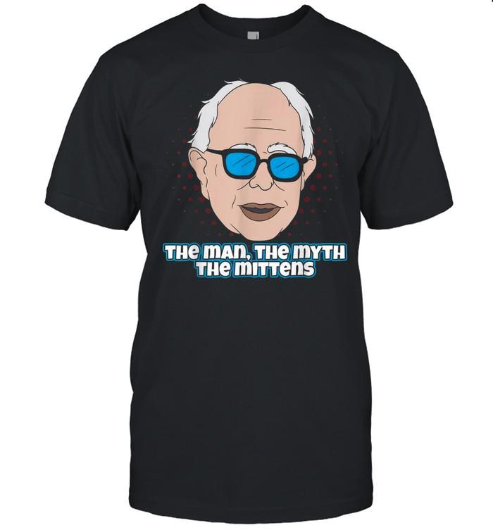 The man The Myth The Mittens shirt Classic Men's T-shirt