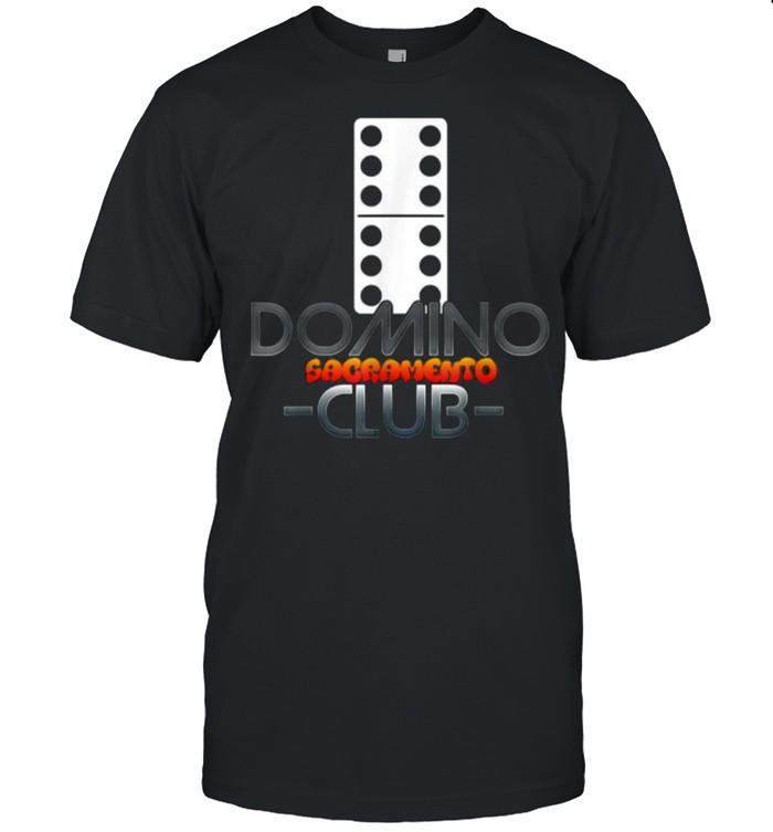 Domino sacramento club  Classic Men's T-shirt