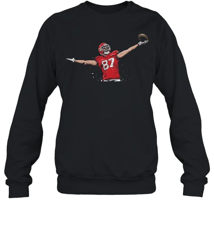 Killa kelce Travis Kelce shirt Unisex Sweatshirt