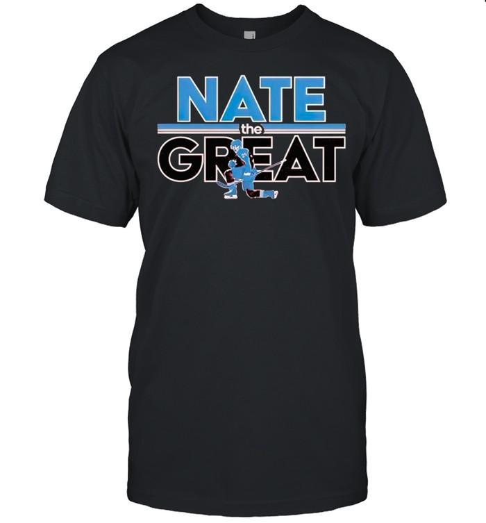Nathan MacKinnon nate the great shirt Classic Men's T-shirt