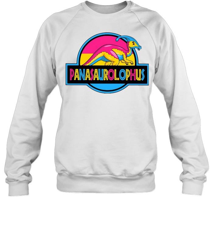 LGBT Panasaurolophus T-shirt Unisex Sweatshirt