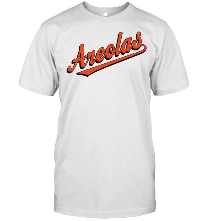 Baltimore Areolas shirt Classic Men's T-shirt