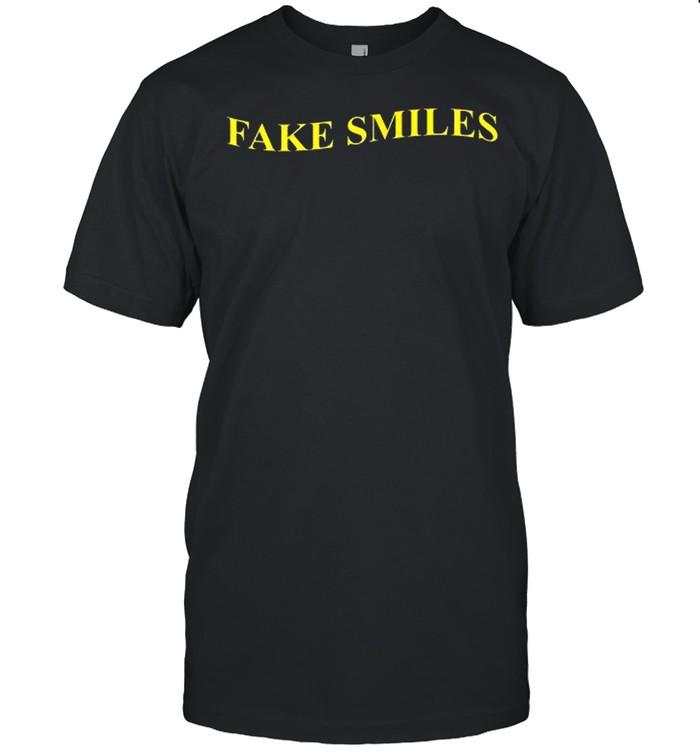 Fake Smiles shirt Classic Men's T-shirt