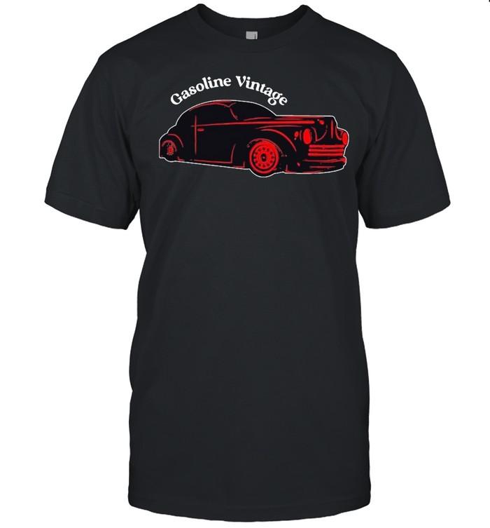 Gasoline vintage car shirt Classic Men's T-shirt