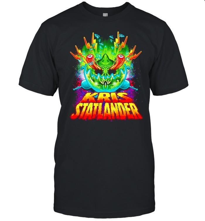 Kris Statlander Alien life form shirt Classic Men's T-shirt