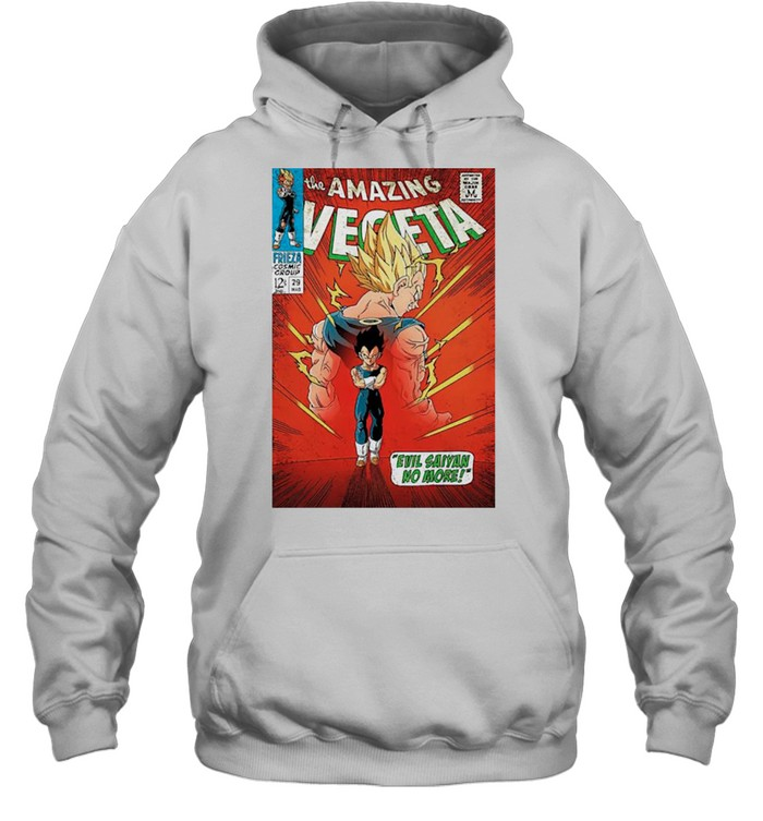 The Amazing Vegeta shirt Unisex Hoodie