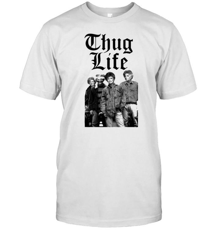 thug life shirt Classic Men's T-shirt