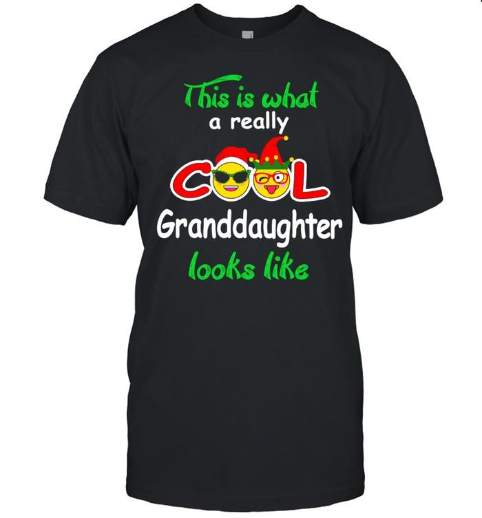 Granddaughter Weihnachtsgeschenkidee Langarmshirt shirt Classic Men's T-shirt
