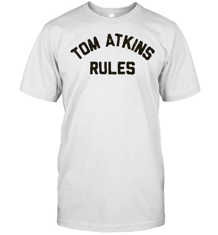 Tom Atkins Rules shirt Classic Men's T-shirt