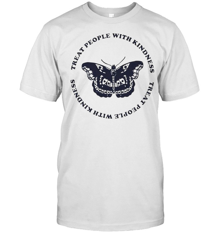Butterfly treat people with kindness shirt Classic Men's T-shirt