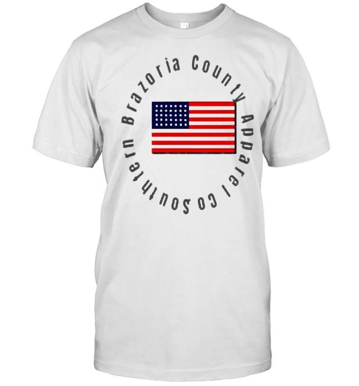 Southern Brazoria County Apparel Co shirt Classic Men's T-shirt