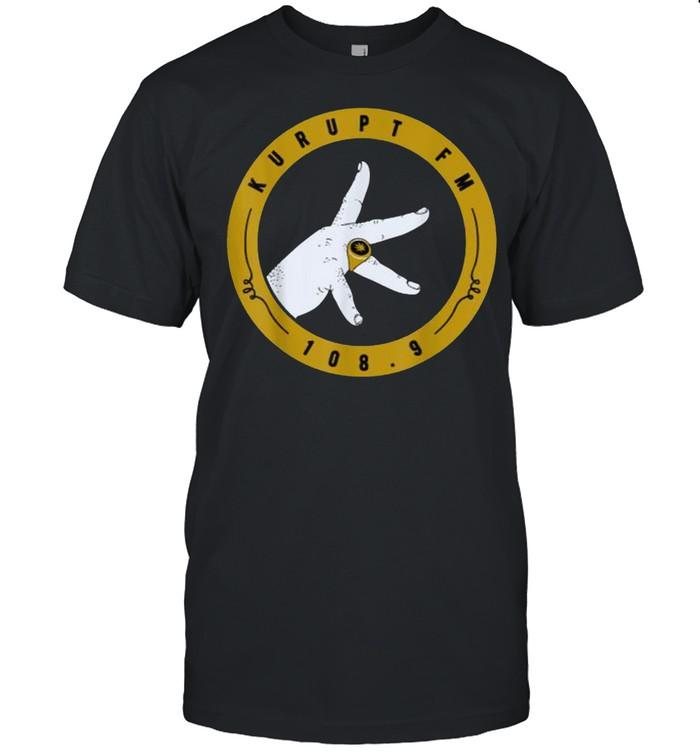 Kurupt Fm 108 9 T- Classic Men's T-shirt