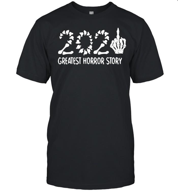 Halloween 2021 Skeleton Tops Adult T-shirt Classic Men's T-shirt