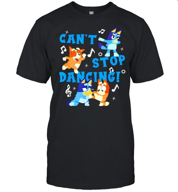 cant stop dancing shirt Classic Men's T-shirt