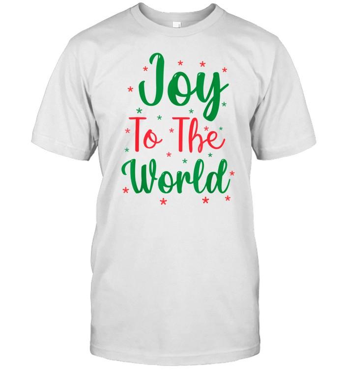 Joy To The World shirt Classic Men's T-shirt