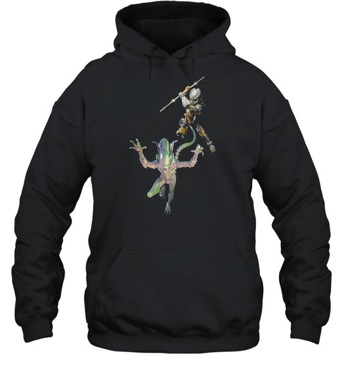 Aliens vs. Predator shirt Unisex Hoodie