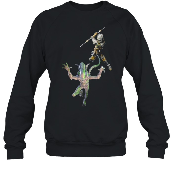 Aliens vs. Predator shirt Unisex Sweatshirt