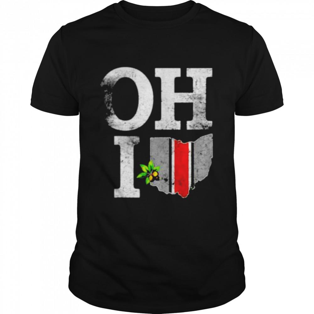 State of Ohio t-shirt