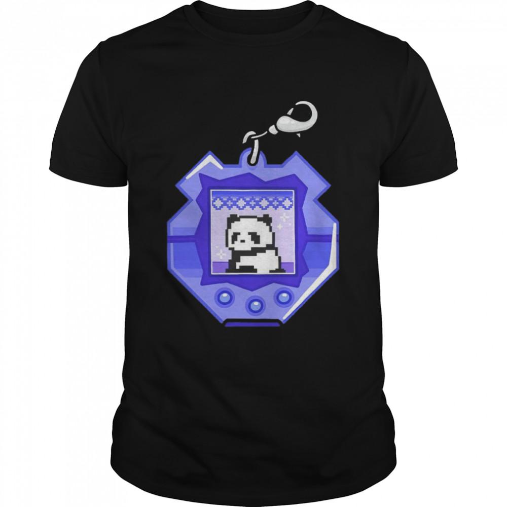 Panda vs retro shirt