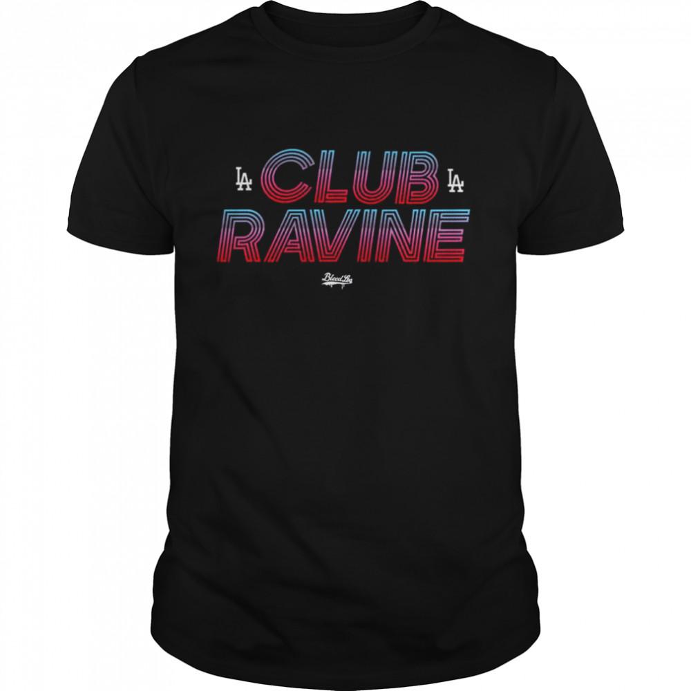 club Ravine Los Angeles Dodgers Shirt