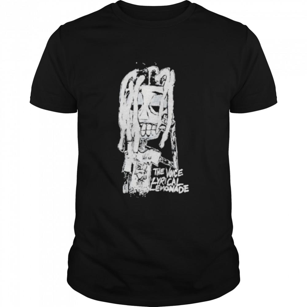 lyrical Lemonade The Voice Black shirt
